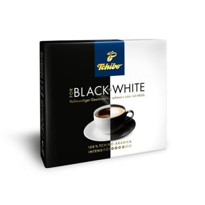 Tchibo Black & White 500g